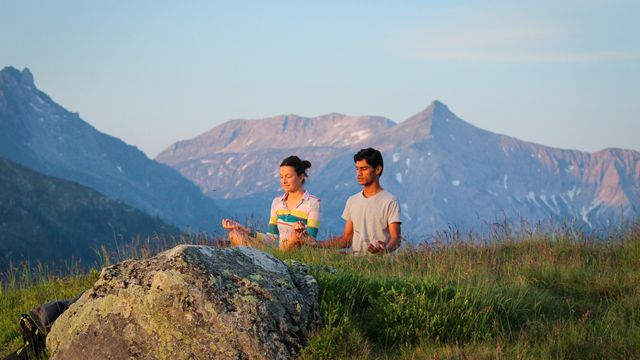 YOGA 4-TAGES SPECIAL inmitten der Berge