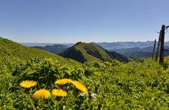 Biohotel Schratt: Berge im Allgäu - Berghüs Schratt, Oberstaufen-Steibis, Allgäu, Bayern, Deutschland