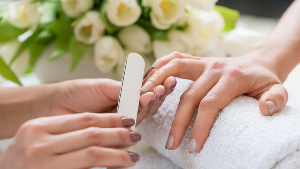 Manicure classique