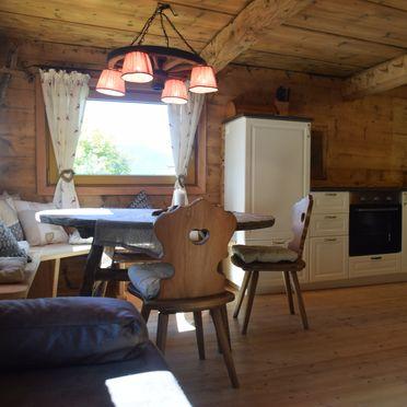 Livingroom and Kitchen, Achtchalet in Großarl, Salzburg, Salzburg, Austria