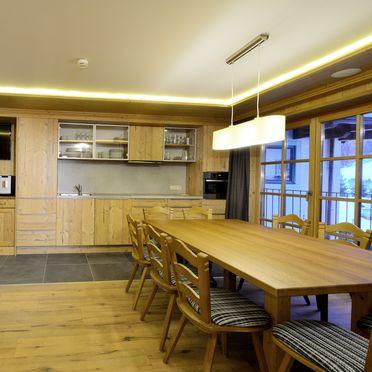 Bachgut Luxus Suite B, Küche