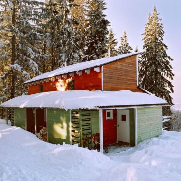 Chalet Hebalm, Winter