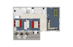 Suite Klassik Familie (2/2) - Bio- und Wellnesshotel Pazeider