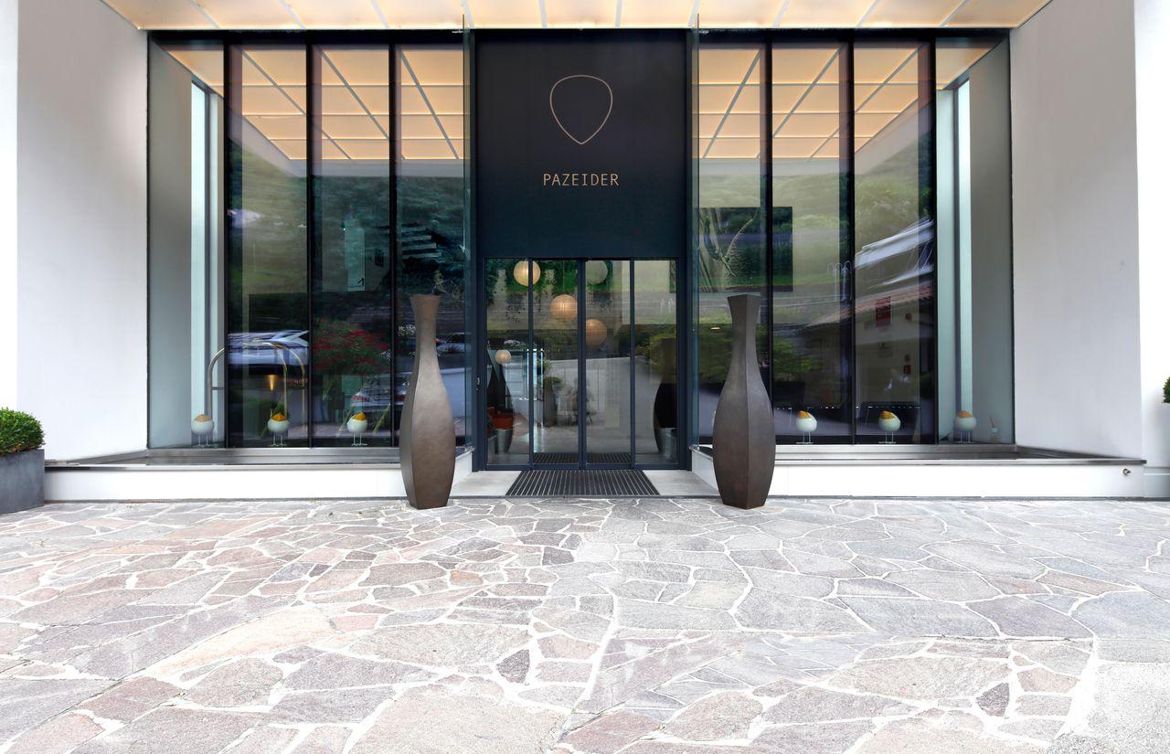 Biohotel Pazeider: Eingang