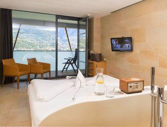 Double view Merano romantic - Bio- und Wellnesshotel Pazeider