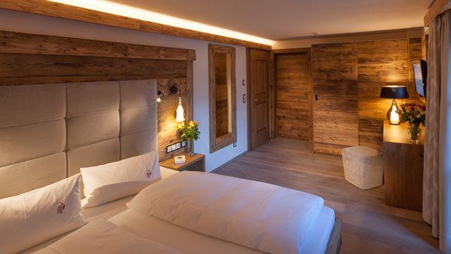 Doppelzimmer Alpiner Lifestyle 4/1