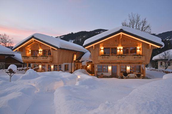 Winter, Chalet Rustika in Wagrain, Salzburg, Salzburg, Österreich