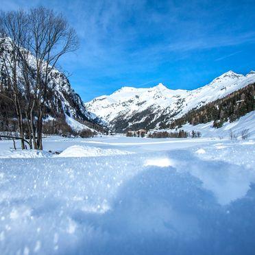 Aussicht, Riepleralm in Matrei, Tirol, Tirol, Österreich