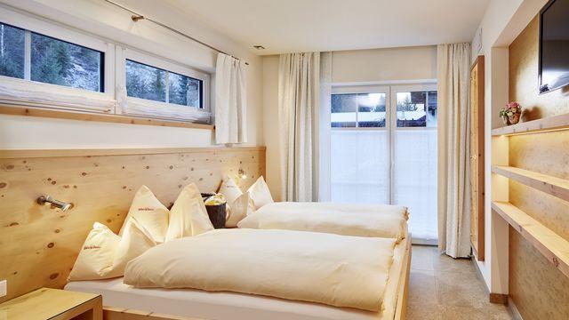 "Appartement ""Spa-Garten"" | ca. 28 qm - 2-Raum"