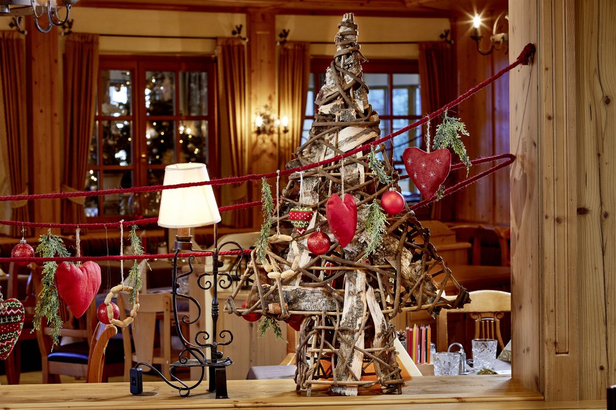 Feiert Weihnachten und Silvester  in der Habachklause!