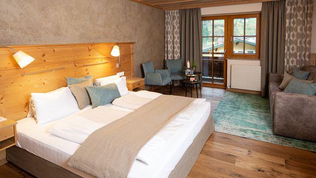 Stammhaus Familienzimmer | 25 m² - 1 Raum