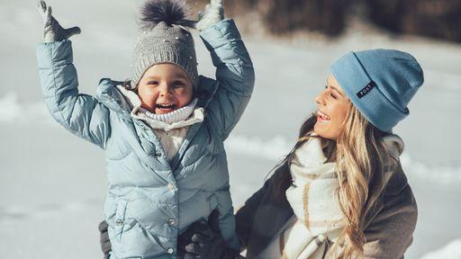 Familienangebote mit Sportkurs für Kinder.