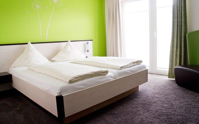 BIO HOTEL Fauna: Doppelzimmer unten