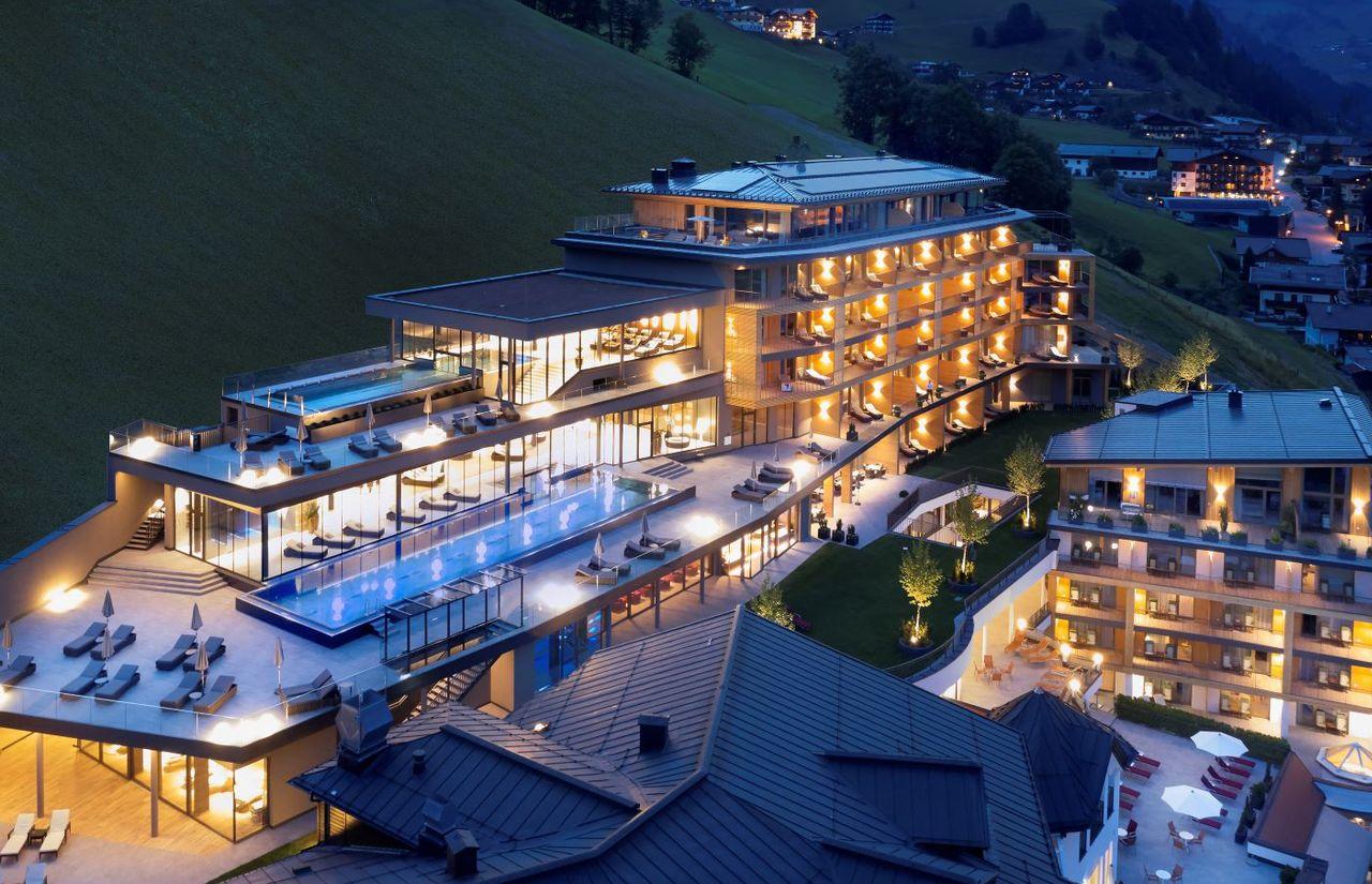 DAS EDELWEISS Salzburg Mountain Resort Bildergalerie