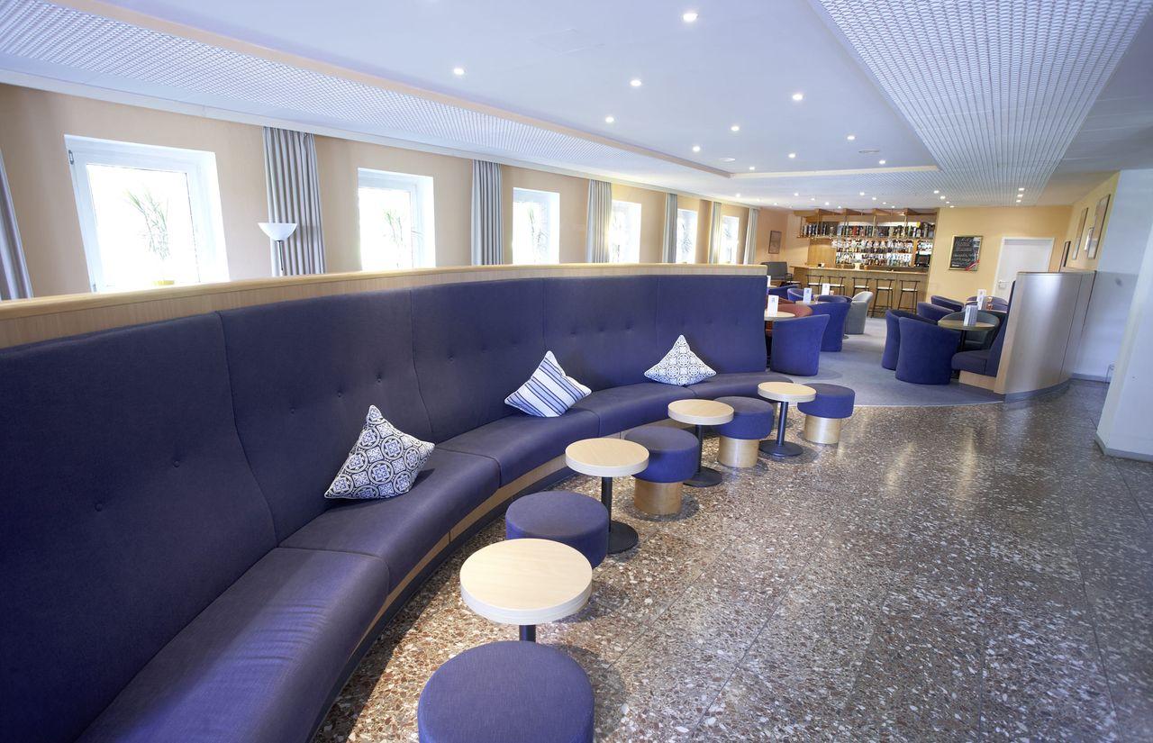 Lobby Hotel Heubacher Höhe