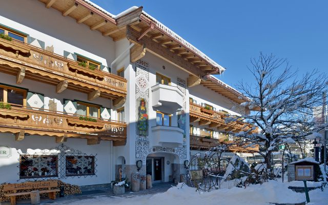 AktivHotel Hochfilzer in Ellmau am Wilden Kaiser_Winter