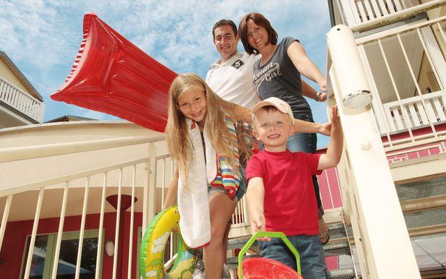 Familienurlaub Rügen in der Villa Sano