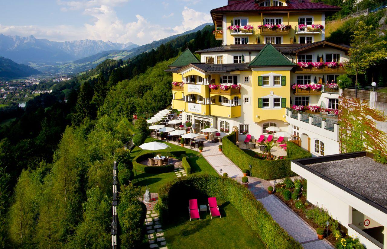 Hotel AlpenSchlössl Bildergalerie