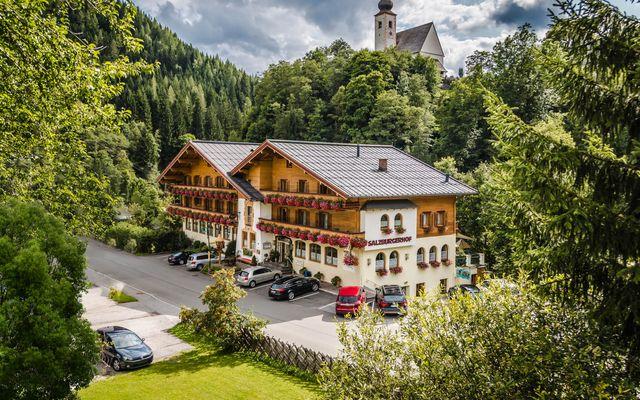 Familienhotel in Dienten am Hochkönig