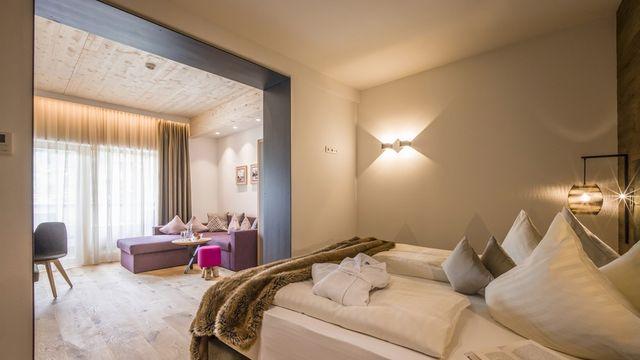 Doppelzimmer Sonnblick, 40 m²