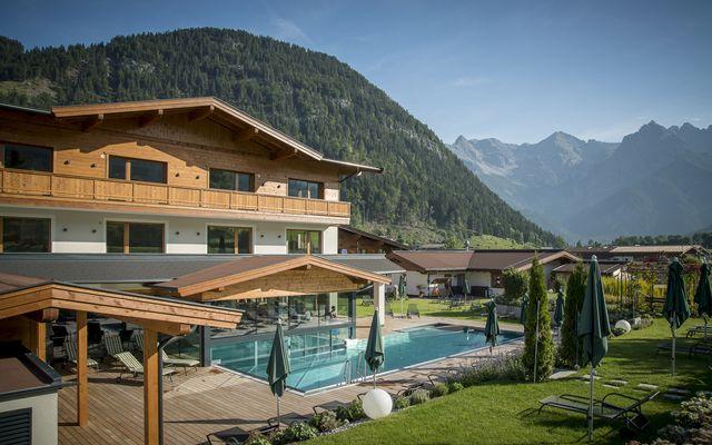 Familienhotel Kitzspitz Hotelansicht