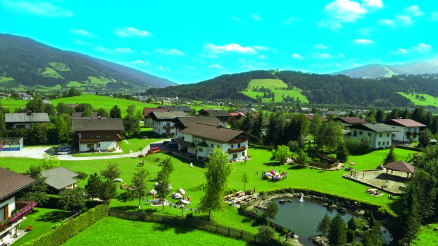 Familienhotels Und Kinderhotels Im Salzburger Land Familienhotels De