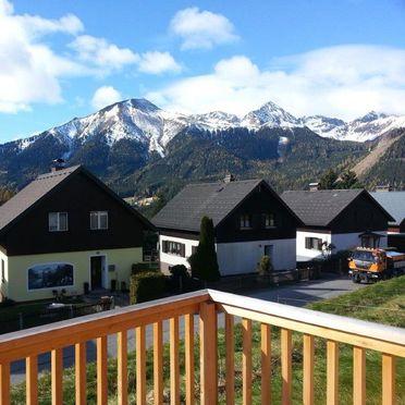 Aussicht, Chalet Spatzennest, Hohentauern, Steiermark, Steiermark, Österreich