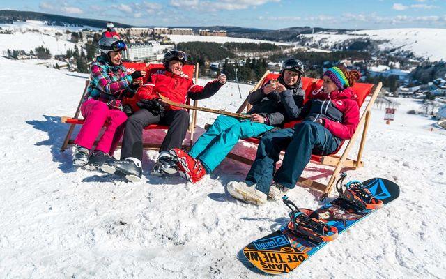 Skifahren - AHORN Hotel Am Fichtelberg
