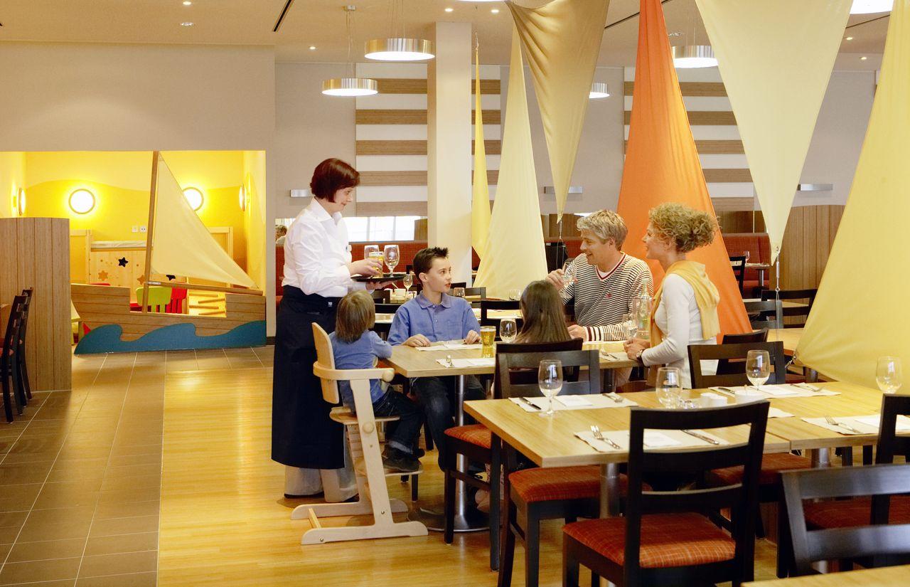 Buffetrestaurant Dorfhotel Boltenhagen