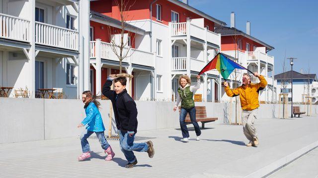 Familienspaß - Angebot an der Ostsee