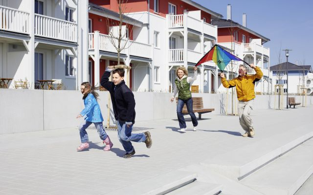 Das Familienhotel direkt an der Ostsee