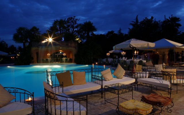 Nacht im Kinderhotel Relais Villa Fiorita