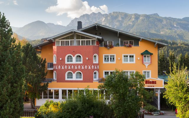 Familienhotel Bliem im Sommer