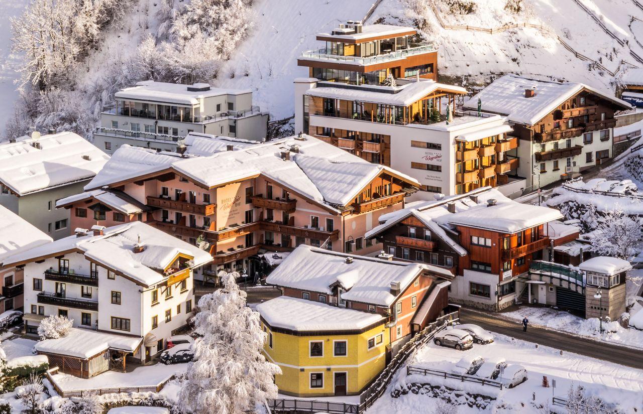 Hotel Wagrainerhof im Winter