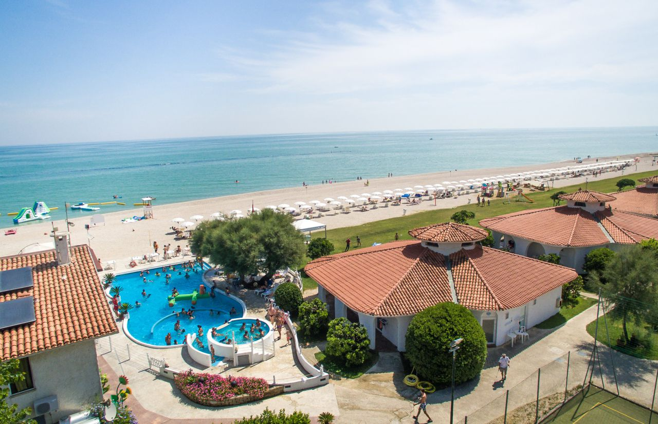 "Family Beach Resort ""Il Girasole"" Bildergalerie"