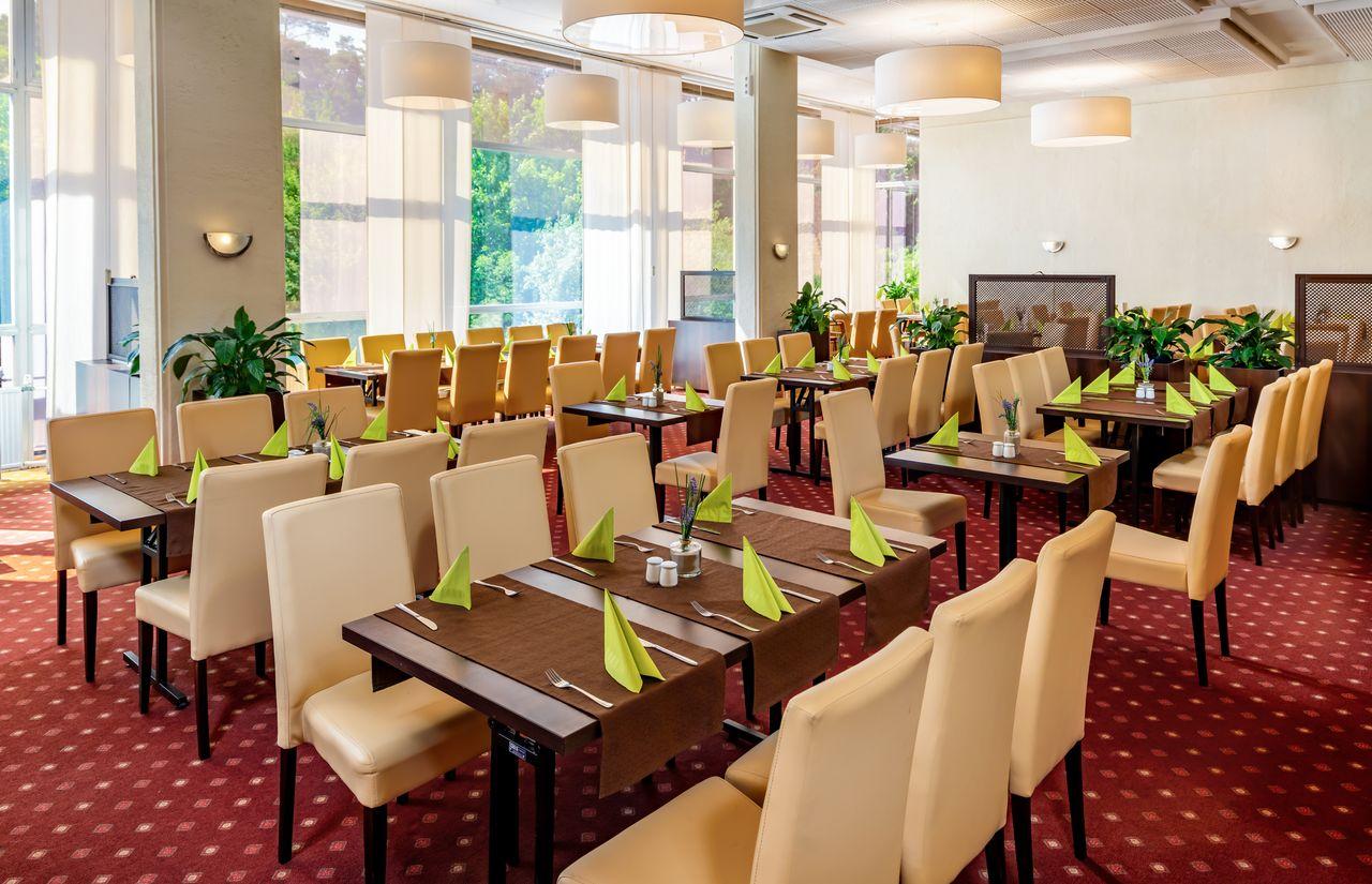 AHORN Seehotel Templin Restaurant - Familienhotel