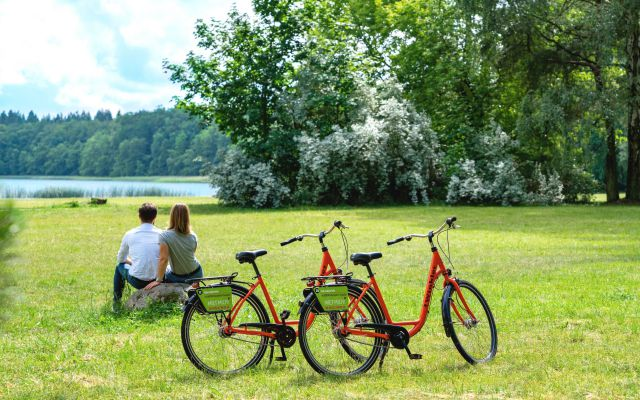 Ahorn Seehotel Templin Fahrrad