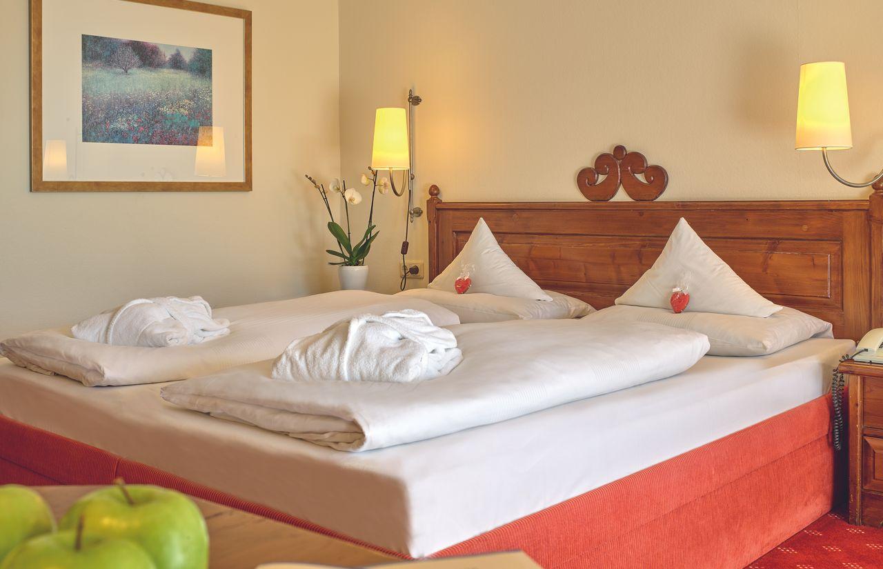 Doppelzimmer Komfort - DAS LUDWIG