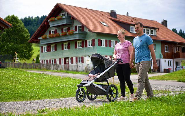 Wandern ab dem Ferienhotel Starennest
