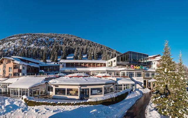 Kinderhotel Oberjoch Winter