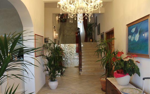 Ruhiges Hotel an der Adriaküste