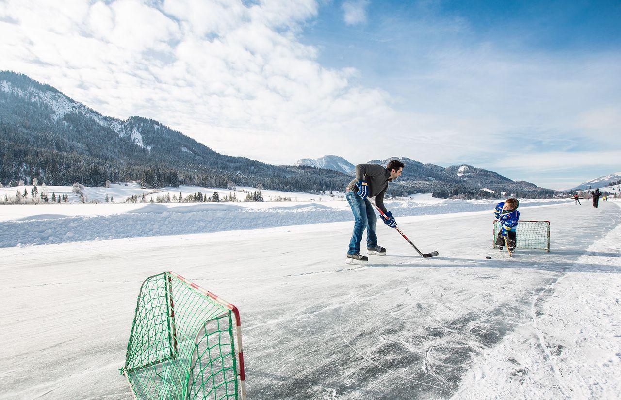 Weissensee Eishockey