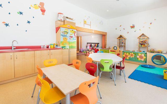 Kinderhotel Kreuzwirt - Kinderbetreuung, Kinderspielzimmer