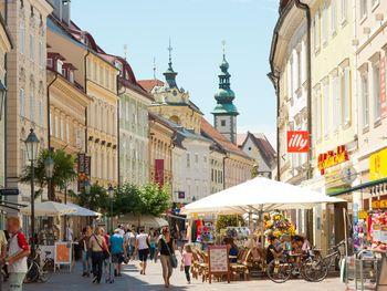 Moderne Innenstadtwohnung Klagenfurt - Kärnten - Österreich