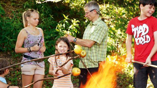 Das Familotel Engel bietet zahlreiche Outdooraktivitäten für Ihre Teens.
