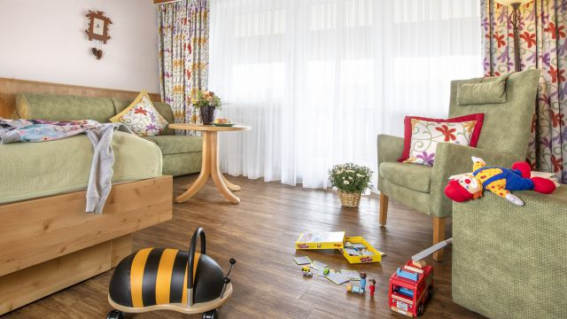 Doppelzimmer Buche Eins  | ca. 24 qm - 1 Raum