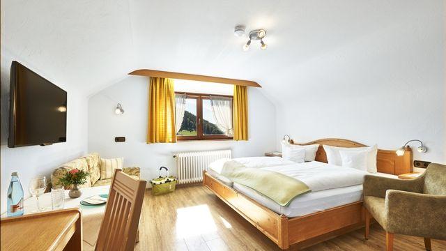 Doppelzimmer Buche Einfach 3-Sterne    ab 15 qm - 1 Raum