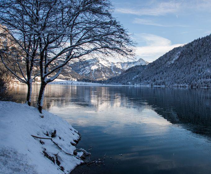 Naturerleben und Wellness im Winter