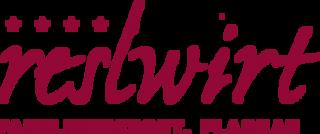 Familienresort Reslwirt - Logo