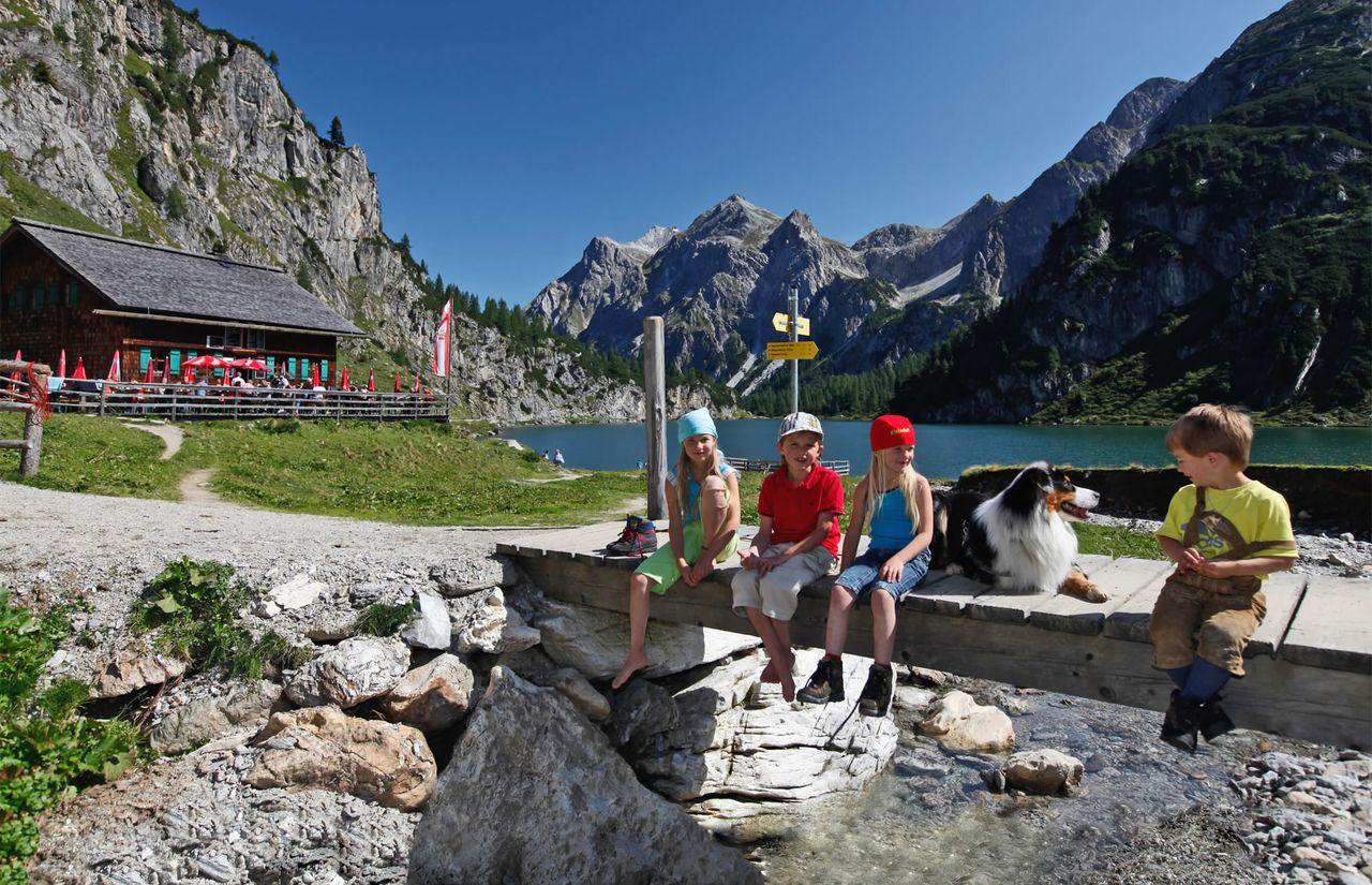 Urlaub mit Hund und Kindern in Österreich, Kleinarl